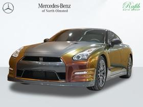 2016 Nissan GT-R Premium:24 car images available
