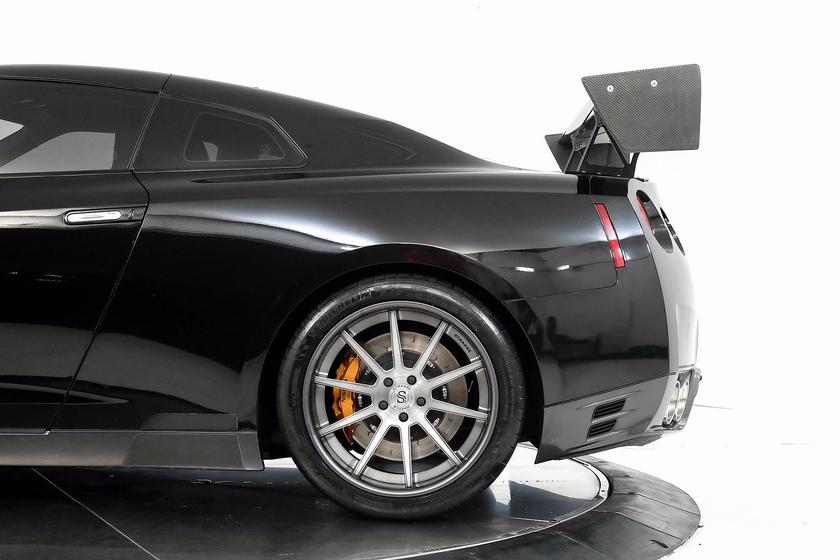 2013 Nissan GT-R Premium