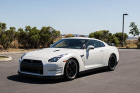2014 Nissan GT-R Track Edition:9 car images available