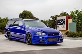 2002 Nissan Skyline :24 car images available
