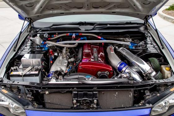 2002 Nissan Skyline GT-R