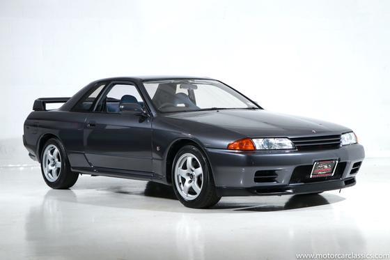 1989 Nissan Skyline GT-R:24 car images available