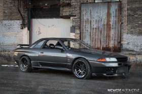 1990 Nissan Skyline GTR Nismo:6 car images available