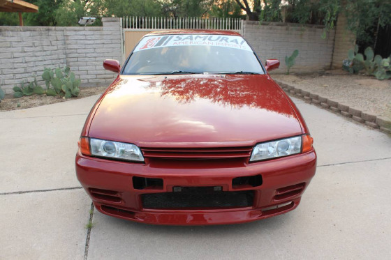 1993 Nissan Skyline GTS-T:10 car images available