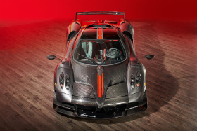 2017 Pagani Huayra BC:9 car images available