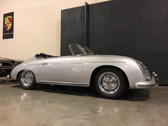 1959 Porsche 356 :17 car images available