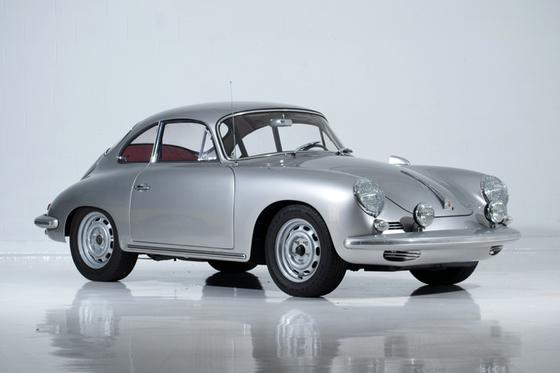 1964 Porsche 356 :24 car images available