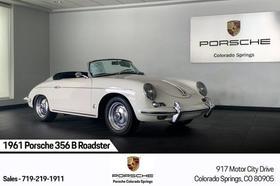 1961 Porsche 356 :24 car images available