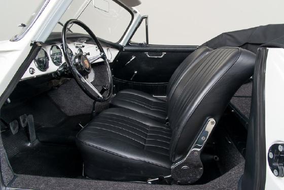 1963 Porsche 356 1600 S Cabriolet