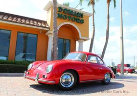1957 Porsche 356 A Reutter Coupe:24 car images available