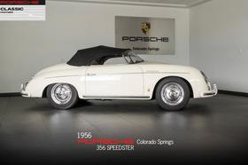 1956 Porsche 356 A Speedster:24 car images available