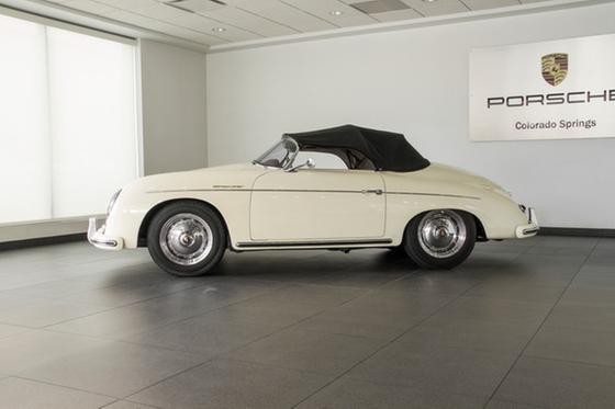 1956 Porsche 356 A Speedster