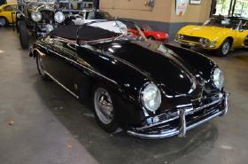 1956 Porsche 356 A Speedster:23 car images available
