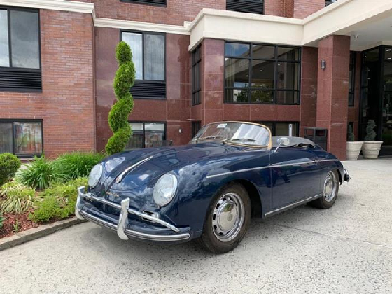 1958 Porsche 356 A Speedster:6 car images available