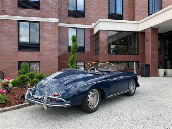 1958 Porsche 356 A Speedster