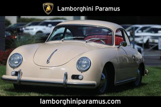 1956 Porsche 356 A:24 car images available