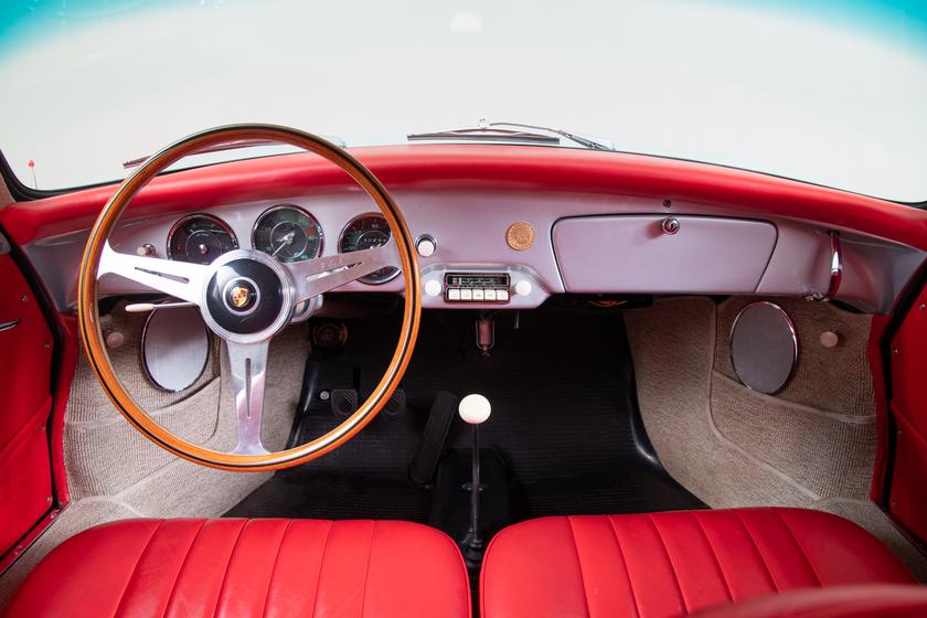 1958 Porsche 356 A