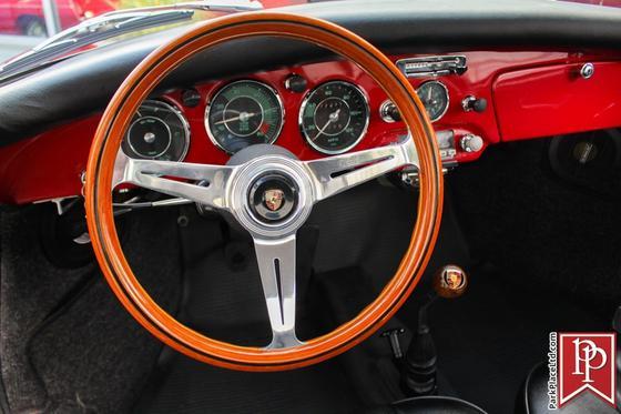 1962 Porsche 356 B Super-90 Coupe