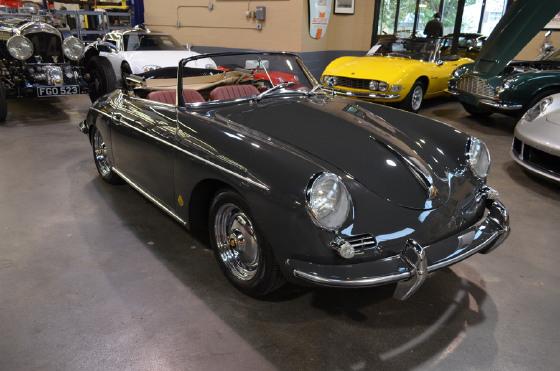 1960 Porsche 356 B:21 car images available