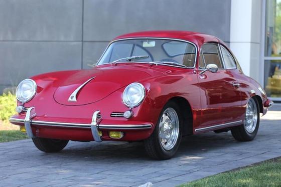 1960 Porsche 356 B