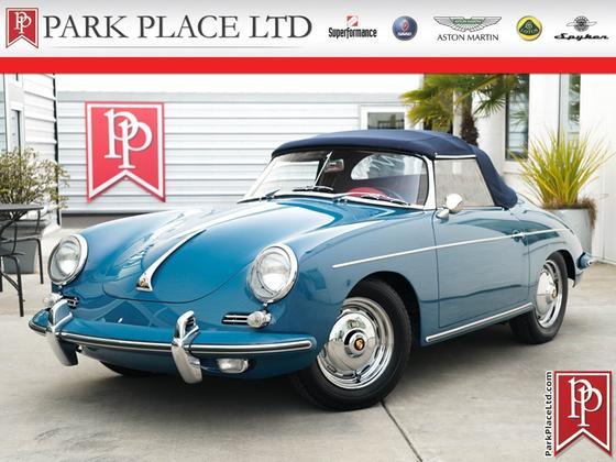 1962 Porsche 356 B:24 car images available