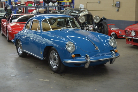 1963 Porsche 356 B:10 car images available