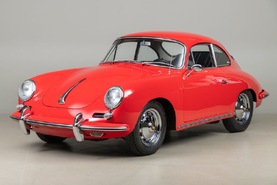 1962 Porsche 356 B:9 car images available