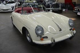 1962 Porsche 356 B:15 car images available
