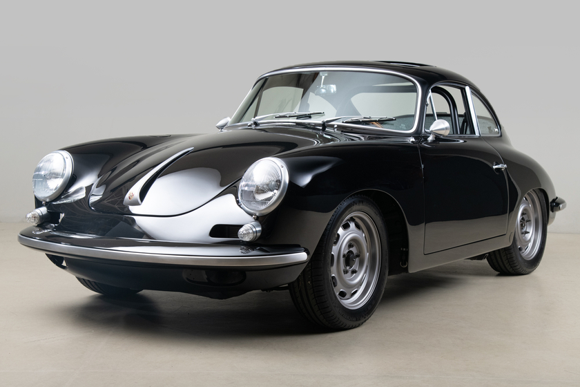 1963 Porsche 356 B:12 car images available