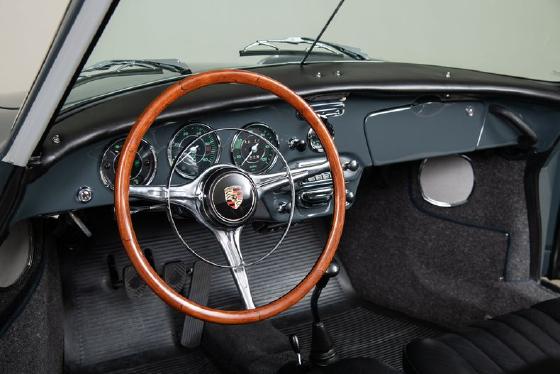 1965 Porsche 356 C Cabriolet