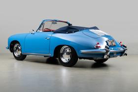 1964 Porsche 356 C Cabriolet