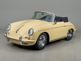 1965 Porsche 356 Cabriolet:12 car images available