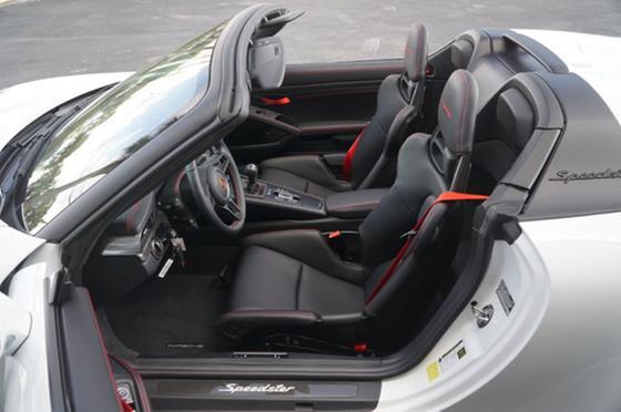 2019 Porsche 356 Cabriolet