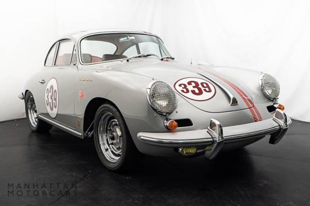 1963 Porsche 356 Carrera 2 Coupe:19 car images available