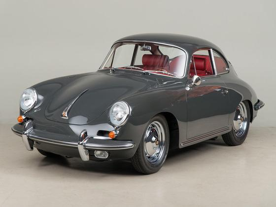 1963 Porsche 356 Carrera 2:16 car images available