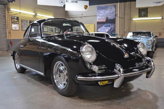 1965 Porsche 356 SC:16 car images available