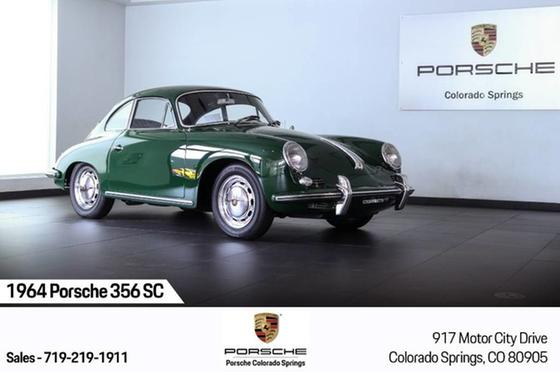 1964 Porsche 356 SC:24 car images available