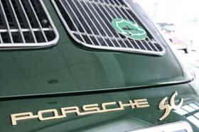 1964 Porsche 356 SC