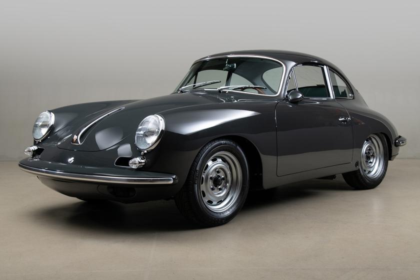 1964 Porsche 356 SC:12 car images available