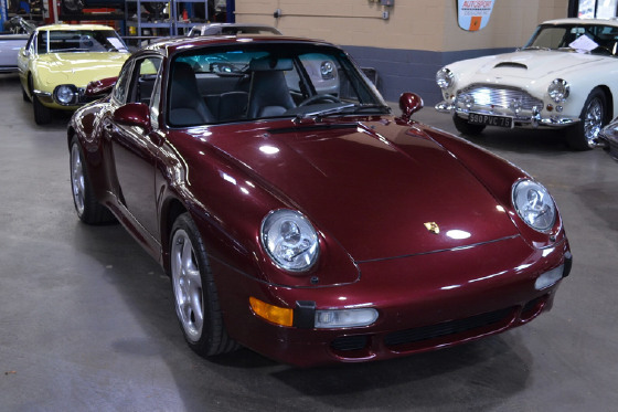 1997 Porsche 911 :24 car images available