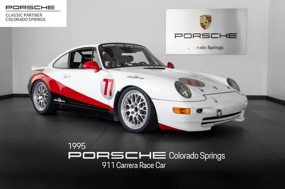 1995 Porsche 911 :24 car images available