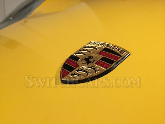 2001 Porsche 911  : Car has generic photo