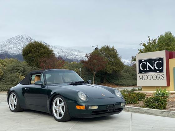 1997 Porsche 911 :4 car images available