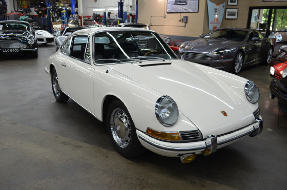 1966 Porsche 911 :12 car images available