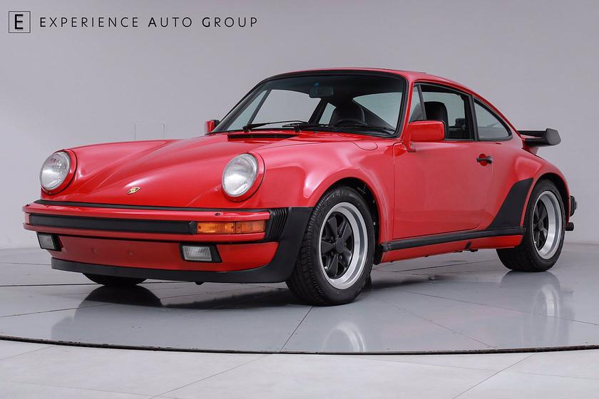 1987 Porsche 911 :24 car images available