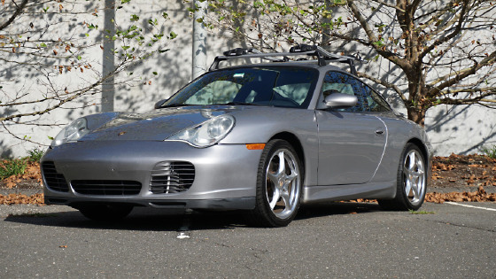 2004 Porsche 911 40th Anniversary Edition:6 car images available