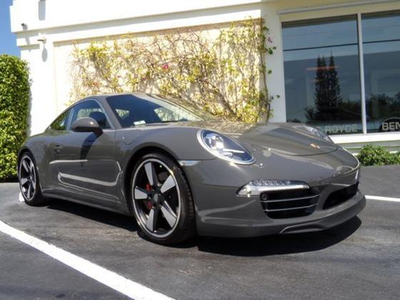 2014 Porsche 911 50th Anniversary Edition:12 car images available