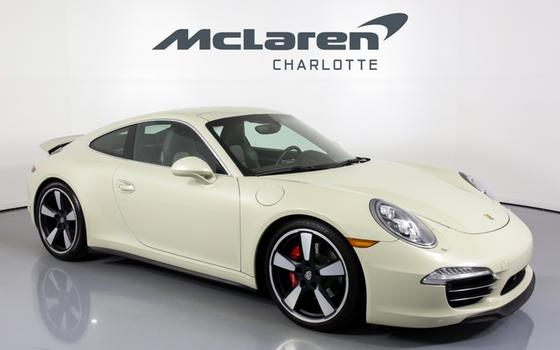 2014 Porsche 911 50th Anniversary Edition:24 car images available