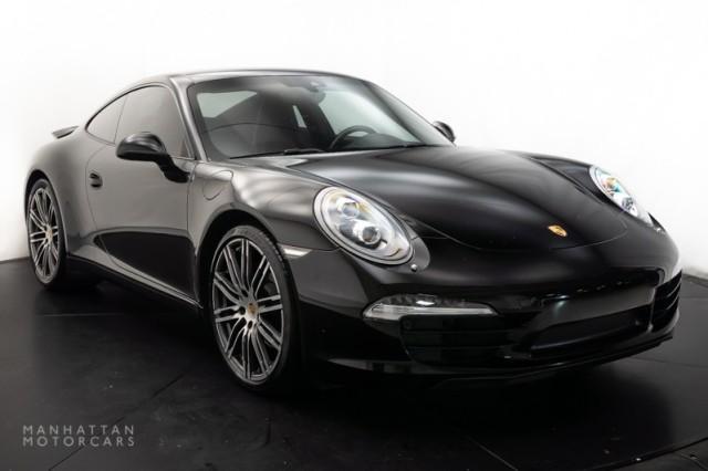 2016 Porsche 911 Black Edition:17 car images available
