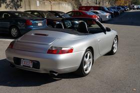 2000 Porsche 911  Carrera 2 Cabriolet